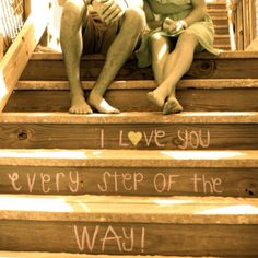 I want this on my front steps when I build a new home.....