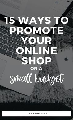 666 best creative small business ideas images on pinterest in 2018 15 marketing ideas to promote your etsy shop or online boutique even with little to solutioingenieria Gallery