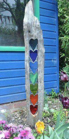 Broken Glass art Tattoo - Glass art Aesthetic - Fused Glass art For Kids - - - Broken Glass art Tree