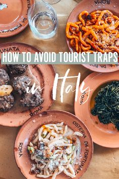 How to Avoid Tourist Traps in Italy #travelguide #travelplanner #italy #rome #venice #florence #positano #cinqueterre #traveltips #touristtraps #europe #europeandestinations