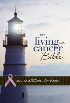 Gift idea for a newly diagnosed cancer patient or their family: Zondervan's NIV Living With Cancer Bible