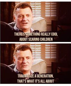 Steven Moffat - the genius behind some of the most mind blowing Dr Who episodes