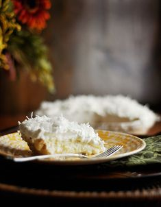 Aunt Bettye's Ultimate Coconut Cream Pie  This is the BEST coconut pie you will ever taste - it has coconut milk, cream of coconut and flaked coconut.