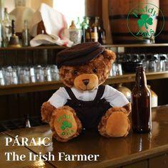 Check out this brilliant Irish Teddy Bear from @paddy_pals on Instagram! There is more beautiful Teddy Bears on their page! . . #Irish #Galway #handmade #Ireland #handmadegifts #giftidea #giftshop #Dublin #giftideas #Celtic #personalisedgift #DiscoverIreland #Instaireland #Loveireland #Visitireland #Shamrock #handmadegift #Luckoftheirish #discoverdublin #Irishpassion #IrishDesign #irish_daily #Madeinireland #Irishpride #Igireland #Proudtobeirish #Irishamerican #Irishdaily #Irishroots
