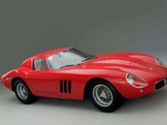#Ferrari 250 GTO - sold for EUR14m in 2010