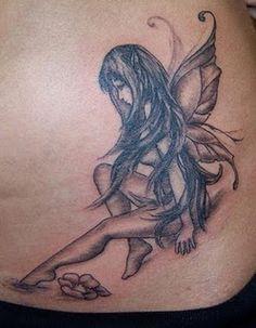 Fairy Tattoo Designs   Star Tattoo Design