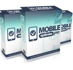 Mobile Optimize Pro is AMAZING Product created by Brett Rutecky. Mobile Optimize Pro is TOP Tool to Take Advantage Of Google's Update And LAUNCH Your Sites To The Top Just ONE CLICK. Mobile Optimize Pro is ONE CLICK Technology Gives You Instant Protection From Mobilegeddon And Ranks You Higher For Real Money Making Keywords!