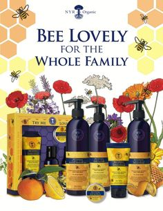 Since our Bee Lovely line of products launched in 2011, purchases of Bee Lovely products have helped to raise over $65,000, which has been shared among NYR Organic's Bee Lovely Charities. Click here to learn more about the many campaigns NYR Organic supports.
