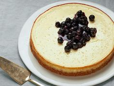 Get Food Network Kitchen's Greek Yogurt Cheesecake Recipe from Food Network
