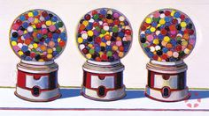 Colin B. Bailey, Director of the Fine Arts Museums of San Francisco, on the collection's Three Gumball Machines by Wayne Thiebaud.