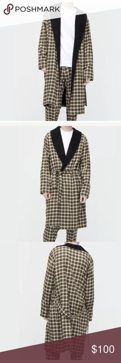 UGG Mens Kalib Flannel Fleece Lined Robe Plaid Here is what you need to  know about 0f5317187