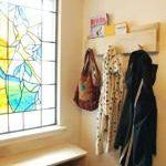How To Make a Mail and Jacket Front Door Organizer | Apartment Therapy