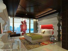 Mira Moon Hotel_Les plus beaux HOTELS DESIGN du monde