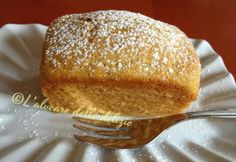 Mini-plumcake con farina integrale e yogurt ( #deliziedi #plumcake )