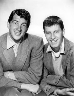 Martin and Lewis Sweet Smiles!