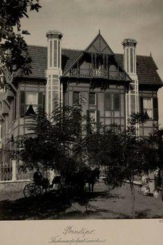 Büyükada'da Bir Rum Tüccarın Köşkü, 1900'ler