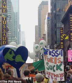 Climate march reflects urgency, calls for immediate action