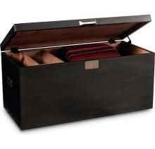 Instead of a traditional cocktail table for your living room, consider a trendy cedar trunk by Lane Home Furnishings!  This piece will add elegance to your room and give you a place to store your pillows & blankets!  Available at My Rooms Furniture Gallery!