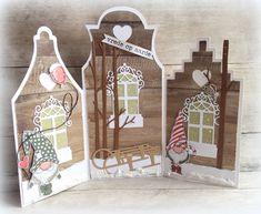 Made by Jolanda Stencil Diy, Stencils, Screen Cards, Christmas Printables, Advent Calendar, Christmas Cards, Paper Crafts, Scrapbook, Holiday Decor