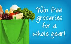Win Free Groceries For A Year From Eversave!