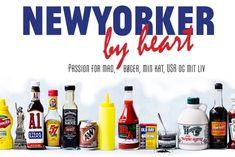 Cæsarsalat a la Newyorkerbyheart - Madens Verden New Orleans, Spray Bottle, Avocado, Candy, Heart, Baking Soda, Lawyer, Hearts, Candy Bars