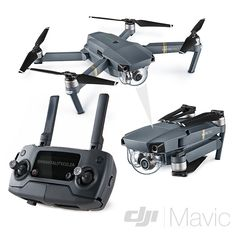 The Mavic from DJI packs features you once thought possible only on much larger platforms into a compact quadcopter that is snappy, agile, and captures high-resolution images. The drone features an advanced flight control system that draws on a host of se Man Cave Items, Hub Usb, Mens Gadgets, Grooming Kit, High Resolution Images, Mavic, Ultrasound, Control System