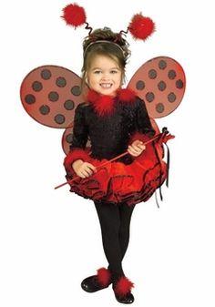 Le ragazze Bumblebee Coccinella Costume Tutu Ali Child Costume Da Insetto Bug Ball