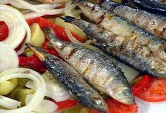 Sardinhas Assadas (Charcoal Grilled Sardines)