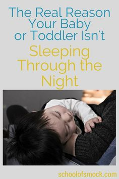 Why isn't your baby or toddler sleeping through the night? Before you begin sleep training, learn a few tips about helping your infant sleep better.