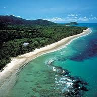 Cape Tribulation: went there on my honeymoon. Dying to go back