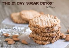 Sugar Detox Cookie Recipe • Healthy Lifestyle Chicago Area Mom Blogger