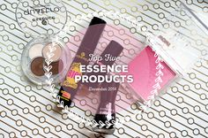 Top Five Essence Products [german & english] on http://www.styrianbeautyblog.com/