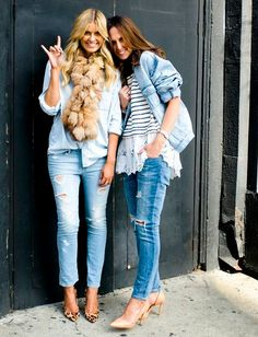 all-denim-street-style-scarpin-friends-pants-shirt-jeans-elle-ferguson-camilla-sentuti