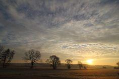 14.01.2015 - Frostiger Morgen @ Kreuttal (NÖ)