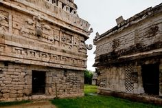 Nunnery, Chichen Itza, Yucatan, Mexico