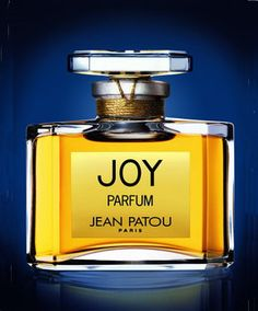 """Joy by Jean Patou, """"an intense, luscious and alluring Floral composition that starts with a fragrant jolt of tuberose, luscious rose, ylang-ylang blossom, aldehydes, sweet and mouthwatering pear, and green notes. The heart beats passionately in pure and sweetly fresh jasmine notes, seductive and balmy spicy and darkened iris root. The base whiffs with sensual musk, warm and milky-powdery sandalwood, with mild musky civet tones."""" http://www.fragrantica.com/perfume/Jean-Patou/Joy-1436.html"""