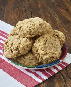 Peanut Butter Oatmeal Cookies - Bake or Break