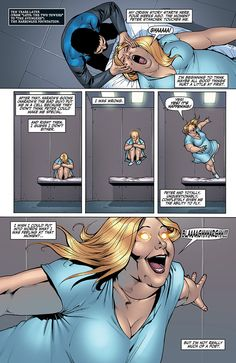 The origins of Faith from the Harbinger series by Valiant #Comics Now she's flying on her own.