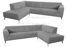 Design banken Loungebank 2,5 zits longchair Spotlight strike bankstel bloq