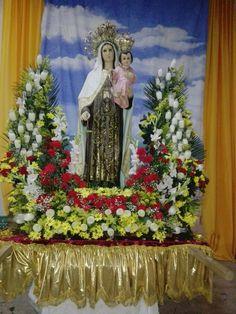 Virgen del Carmen, Cuturú Antioquia, Colombia