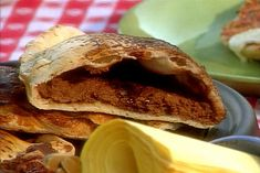 Get Chocolate Calzone Recipe from Food Network