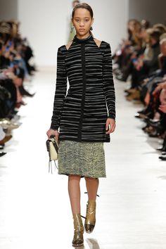 Proenza Schouler Fall 2016 Ready-to-Wear Fashion Show - Selena Forrest