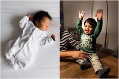 Circustaart voor baby's eerste verjaardag