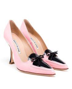 50e2bd6cdf MANOLO BLAHNIK Adam Selman Balumod Pumps. #manoloblahnik #shoes #pumps  #manoloblahnikheelsproducts Fab