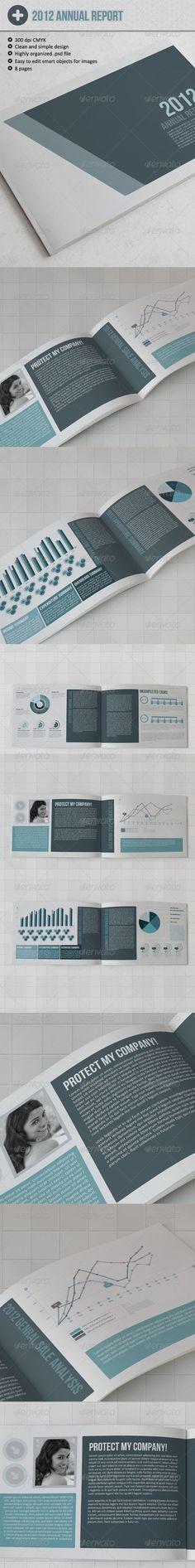 Mise en page, infographies sur un rapport d'activité/catalogue.