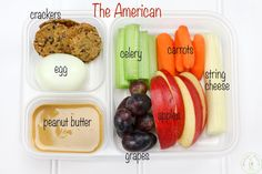 Protein Bento Snack Boxes - Colorful Recipes - These Protein Bento Snack Boxes are so easy, convenient and nutritious! They're perfect to grab on the go or when hunger strikes & kids love them! Protein Lunch, Healthy Protein Snacks, Healthy Meal Prep, Healthy Drinks, Healthy Recipes, Protein Box, Snack Boxes Healthy, Healthy Lunches, Lunch Meal Prep