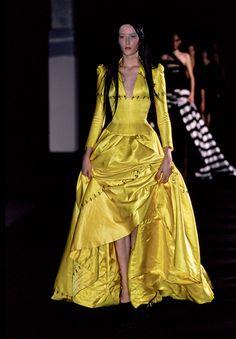 Olivier Theyskens Spring 1999 Ready-to-Wear Fashion Show