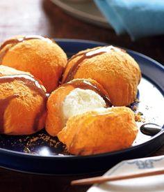 【もちぷよ食感】を片栗粉で再現。 あの「クリームわらび大福」が自分で作れる!【オレンジページnet】プロに教わる簡単おいしい献立レシピ
