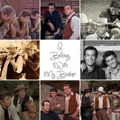 """Bonanza"" - The Cartwright Brothers"
