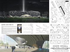 [AC-CA] International Architectural Competition - Concours d'Architecture   [MOSCOW] Circus School